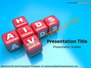 HIV Aids PowerPoint templates - templatesforpowerpoint.com