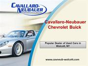 New & Used Car Dealers in Wolcott NY