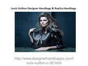 Louis Vuitton Designer Handbags & Replica Handbags
