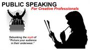 Public Speaking for Creative Professionals