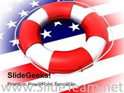 HELPING USA AMERICANA POWERPOINT BACKGROUND