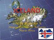 Iceland Marcos L Marcos N and Mario P