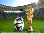 FIFA World Cup Pevious History | FIFA World Cup 2014 News