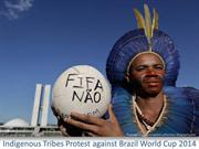 Anti World-Cup Protests in Brazil