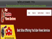 Buy Real YouTube Views To Increase Video Views On YouTube