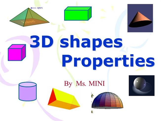 3D Man Thinking Shapes for Powerpoint |authorSTREAM