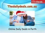 Affordable Online Shopping Deals Perth
