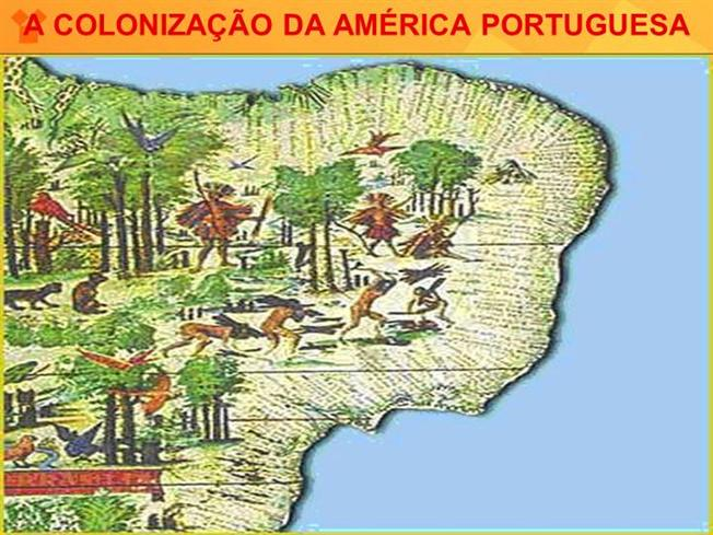 Colonizao portuguesa na amrica authorstream toneelgroepblik Image collections