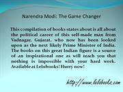 Narendra Modi The Game Changer