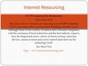 Internet Resourcing