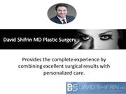 David Shifrin Plastic Surgery in Chicago