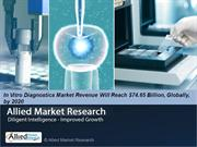 Global In Vitro Diagnostics (IVD) Market (Technique, Product, Usabilit