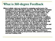 What is 360-degree Feedback