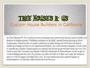 Custom House Builders in California