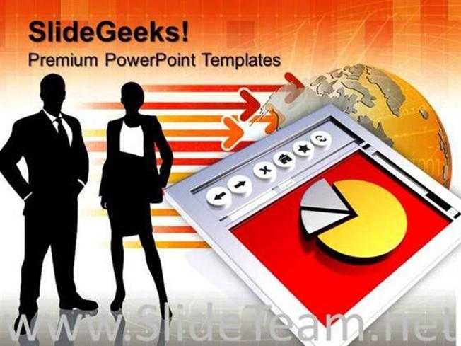 Powerpoint Template Trends Trends Powerpoint