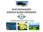 Riley Group Presentation