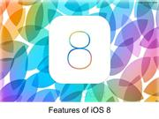Features of iOS8