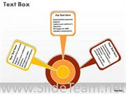 3 Staged Business Diagram For Process