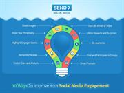 10 Ways To Improve Your Social Media Engagement