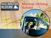 Driving Lessons In Melbourne