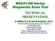 MS531-HD Harley Davidson Motorcycle Scanner