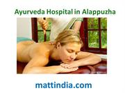 Ayurveda Treatment centre in Alappuzha