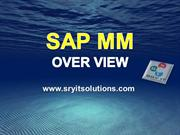 SAP MM ONLINE TRAINING | MM PROJECT SUPPORT