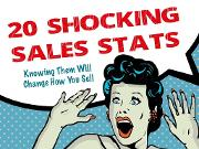 20 Shocking Sales Stats