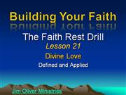Building Your Faith Lesson 21