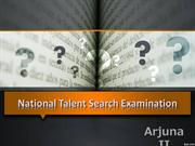 National Talent Search Examination Coaching In Nagpur