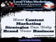Content Strategy - Content Marketing Strategy Is Simple Online Marketi