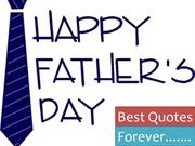 Father's Day 2014: Best Quotes For Fathers