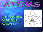 Atom powerpoint with narration