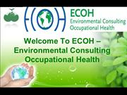 ECOH - Asbestos Management Service Provider in Canada