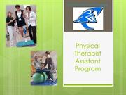 Physical Therapist Assistant