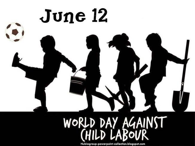 World Dat Against Child Labour - 12 June  IMAGES, GIF, ANIMATED GIF, WALLPAPER, STICKER FOR WHATSAPP & FACEBOOK