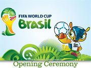 2014 Brazil  World Cup Opening Ceremony