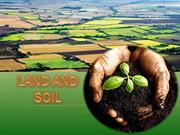 LAND AND SOIL