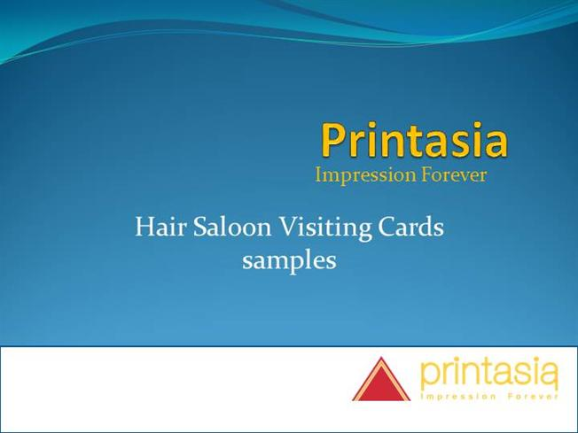 Order online hair saloon visiting cards print hyderabad printasia order online hair saloon visiting cards print hyderabad printasia authorstream reheart Image collections