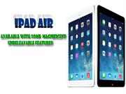 Best IPad Air Contract Deals- Get Magnetized Of Its Cool Slim Look!