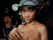Photographer Steve McCurry Stolen Childhoods
