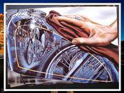 David Mann´s Motorcycles Masterpieces
