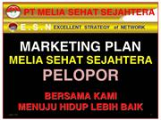 Peluang Usaha MARKETING PLAN 2014