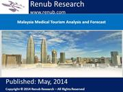 Malaysia Medical Tourism Analysis & Forecast