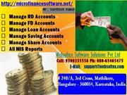 Loan Software, Banking Software,  RD FD Software,  NGO Microfinance So