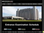 Entrance Exam Schedule of DSK International Campus
