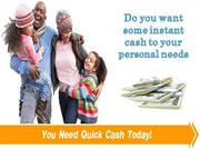 Cash Loans Today- Obtain Easy Financial Supportwithout Hassle