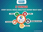5 Things Every Social Media Analytics Report Must Have