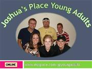 Young Adults Presentation