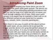 Paint Zoom Paint Spray Machine in India